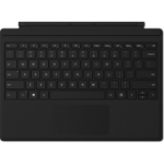 Microsoft Surface Pro Type Cover mobile device keyboard QWERTY English Black