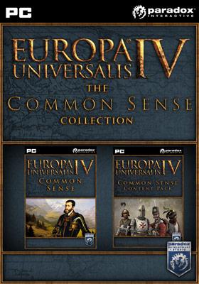 Nexway Europa Universalis IV: Common Sense Collection Video game downloadable content (DLC) PC/Mac/Linux Español