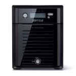 Buffalo TeraStation 5400DN WSS NAS Compact Ethernet LAN Black