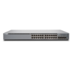 Juniper EX3400-24P network switch Managed Gigabit Ethernet (10/100/1000) Grey 1U Power over Ethernet (PoE)