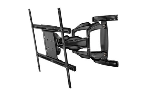 Peerless SA771PU flat panel wall mount Black
