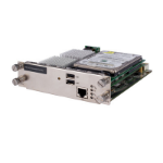 Hewlett Packard Enterprise MSR 1-port FXS SIC Module