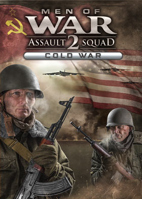 Nexway Men of War Asault Squad 2 Cold War, PC vídeo juego Básico