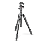 Manfrotto MKBFRTA4BK-BH tripod 3 leg(s) Black,Silver