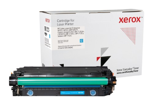 Xerox 006R03680 compatible Toner cyan, 9.5K pages (replaces Canon 040HC HP 508X)