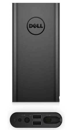 DELL PW7015L Lithium-Ion (Li-Ion) 18000mAh Black power bank