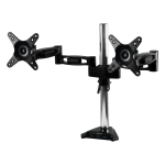 ARCTIC Z2 Pro (Gen 2) Desk Mount Dual Monitor Arm with 4-Ports USB 3.0 Hub