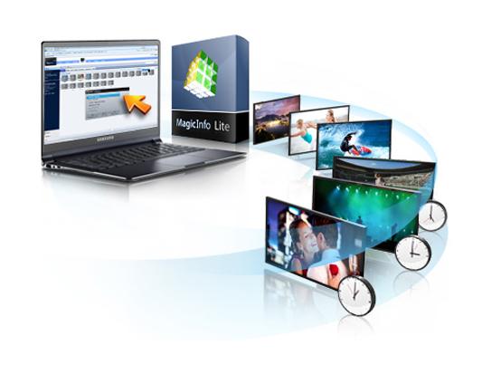 Samsung MagicInfo Lite S/W Server License