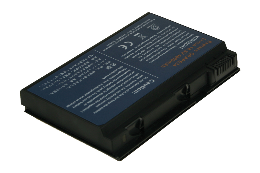 2-Power 14.8v, 8 cell, 68Wh Laptop Battery - replaces 934C2220F