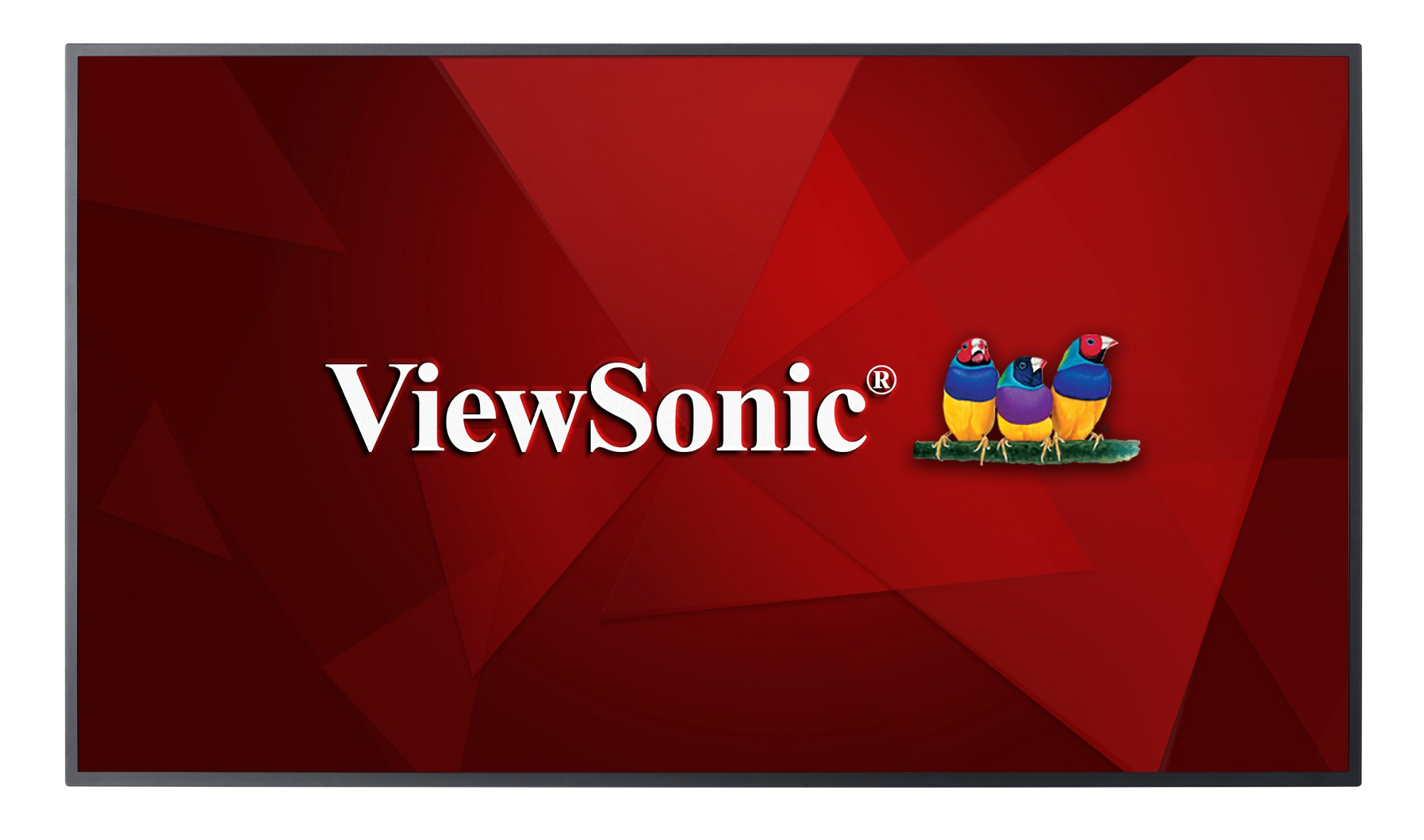 "Viewsonic CDE6510 signage display 165.1 cm (65"") LCD 4K Ultra HD Digital signage flat panel Black"