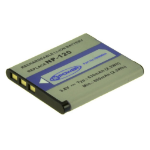 2-Power Digital Camera Battery 3.6v 630mAh rechargeable battery