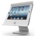 Maclocks Compulocks iPad Secure Slide POS with Rotating 360� Kiosk White - Stand for tablet - steel - white -