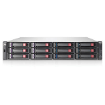 HPE C813A - MSA 2040 LFF DC-power Chassis