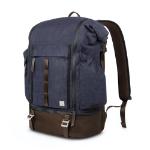 Moshi Captus Rolltop Backpack (Blue)
