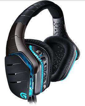 Logitech Headset G633 Gaming 7.1 Surround RGB