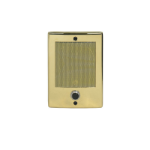 Nortek BD3BN audio intercom system Brass