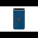 Transcend ESD370C 250 GB Blue