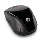 HP X3000 Wireless Mouse mice