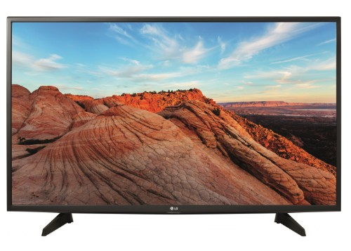 "LG 49LK5100PLA 49"" Full HD Black LED TV"