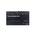 Comprehensive CDA-V31 320MHz Black video line amplifier
