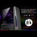 Antec DP501 ATX ARGB Front LED, LED Control, Tempered Glass, 2.5' x 4, 3.5' x 2, 7x PCI.1x 120mm pre-insta