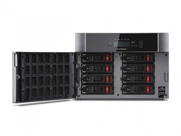 Buffalo TeraStation 5810DN Ethernet LAN Desktop Black NAS