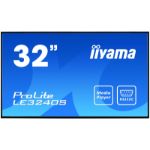 "iiyama ProLite LE3240S-B1 Digital signage flat panel 32"" LED Full HD Black"