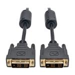 Tripp Lite P561-020 6.1m DVI-D DVI-D Black DVI cable