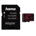 Hama 00123981 memory card 32 GB MicroSDHC Class 3 UHS