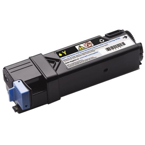 DELL 593-11036 (8GK7X) Toner yellow, 1.2K pages