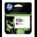 HP 920XL Magenta Officejet Ink Cartridge cartucho de tinta Original 1 pieza(s)