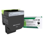 Lexmark 71B2XK0 Toner black, 8K pages