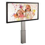 """CONEN Wall Lift - Low Access - 46"""" to 84"""" - Top of screen 130cm to 180cm"""
