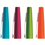 Papermate Flair Medium Blue,Green,Orange,Purple 12pc(s) fineliner