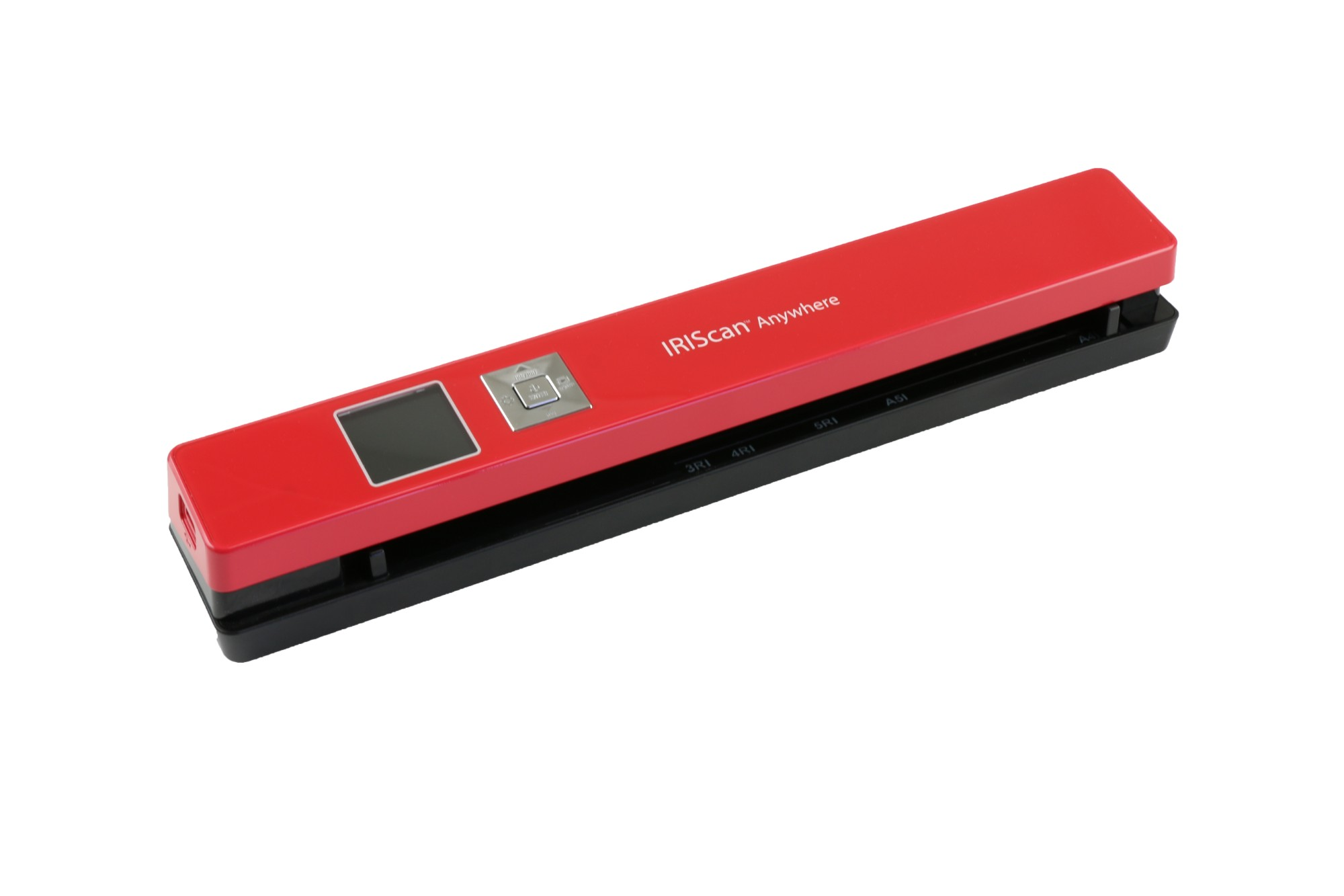 Iriscan Anywhere 5 8ppm Li-ion Red