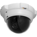 Axis P3304 IP security camera indoor & outdoor Dome White
