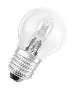 Osram CLASSIC SUPERSTAR P 30W E27 D Warm white halogen bulb