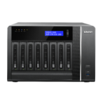 QNAP TVS-EC880-E3-16G NAS Tower Ethernet LAN Black storage server