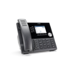 Mitel MiVoice 6920 IP phone Black Wired handset LCD