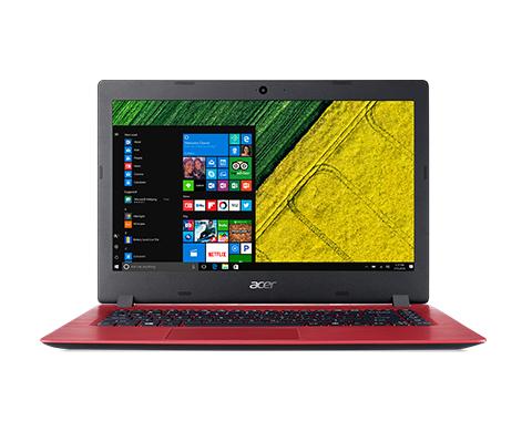 """Acer Aspire 1 A114-31-C8R2 Red Notebook 35.6 cm (14"""") 1366 x 768 pixels Intel® Celeron® N3350 4 GB DDR3L-SDRAM 32 GB Flash"""