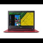"Acer Aspire 1 A114-31-C8R2 Red Notebook 35.6 cm (14"") 1366 x 768 pixels Intel® Celeron® 4 GB DDR3L-SDRAM 32 GB Flash Windows 10 Home S"