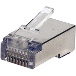 Cablenet 22-2102 wire connector RJ45 Metallic