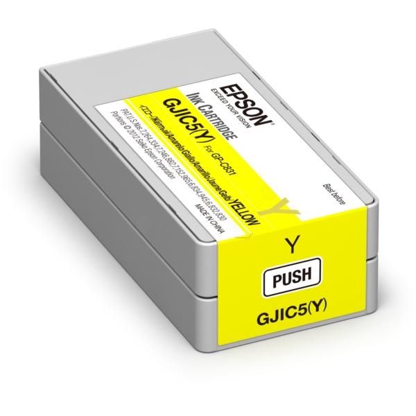 Epson C13S020566 (GJIC5(Y)) Ink cartridge yellow, 33ml