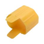Tripp Lite PLC14YW cable lock Yellow