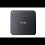 ASUS Chromebox CHROMEBOX2-G089U 1.7GHz 3215U Grey Mini PC PC