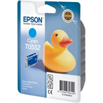 Epson C13T05524010 (T0552) Ink cartridge cyan, 290 pages, 8ml
