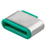 Lindy 40438 port blocker USB Type-C Green 10 pc(s)