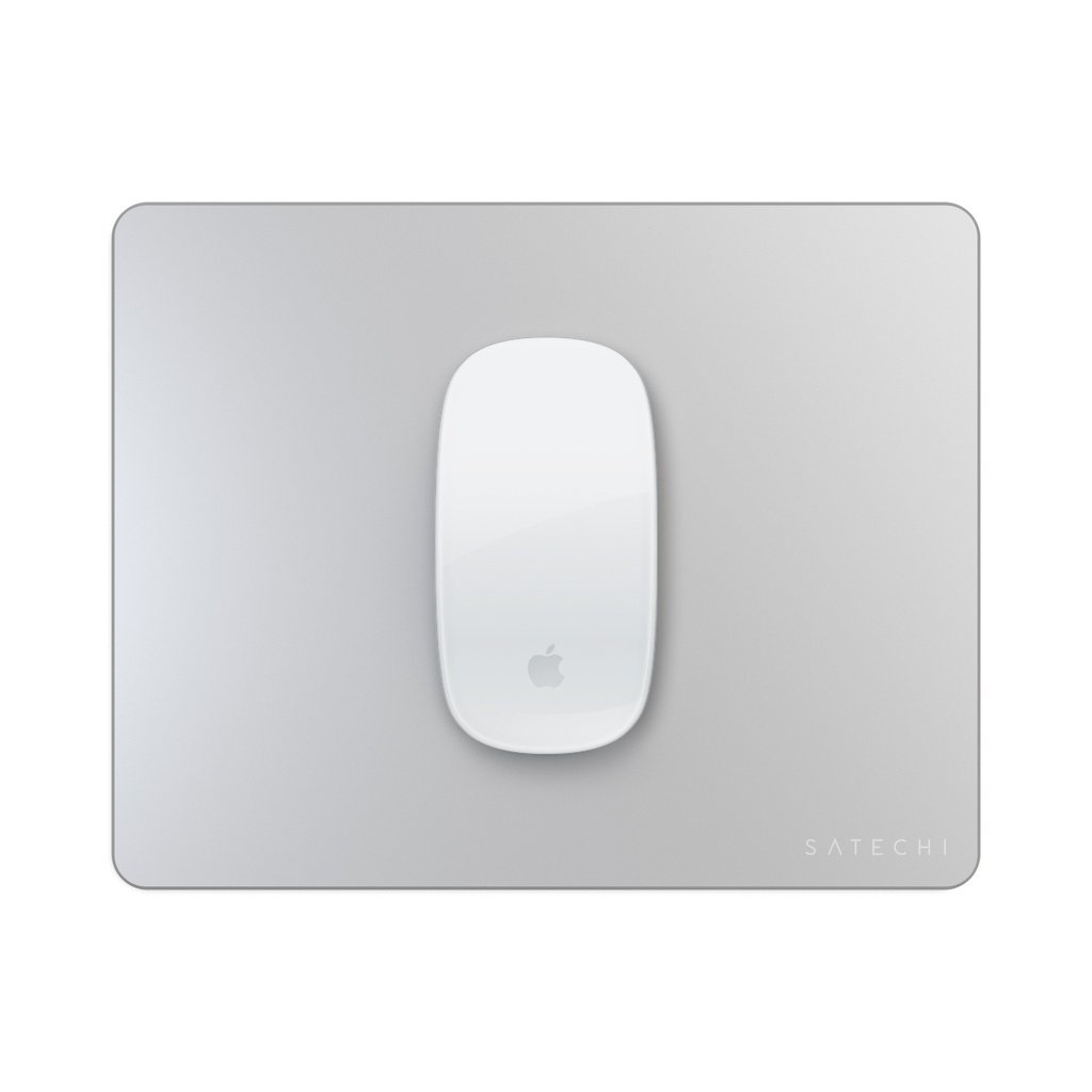 Satechi ST-AMPAD mouse pad 241.3 x 215.9 x 5.08 mm Silver