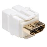 Tripp Lite P164-000-KJ-WH keystone module