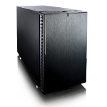 Fractal Design Define Nano S - Window Mini Tower Black